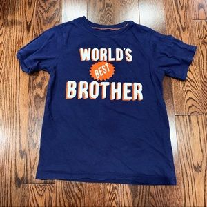 {Carter's} World's Best Brother Tee, 7